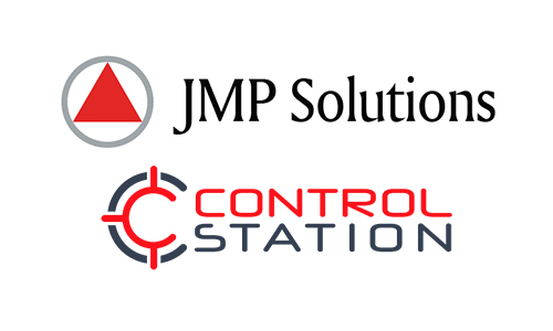 JMP Solutions and Control Station Logo