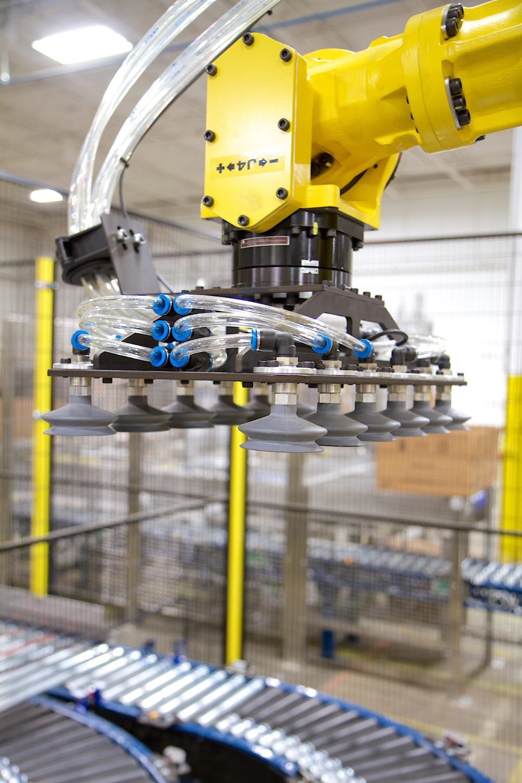 Palletizing Robotic System