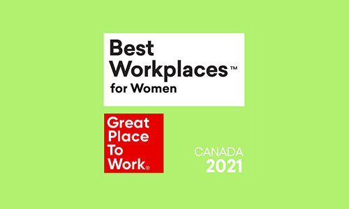Best Workplaces for Women logo