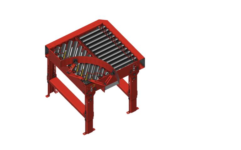 C-Square conveyor roller module