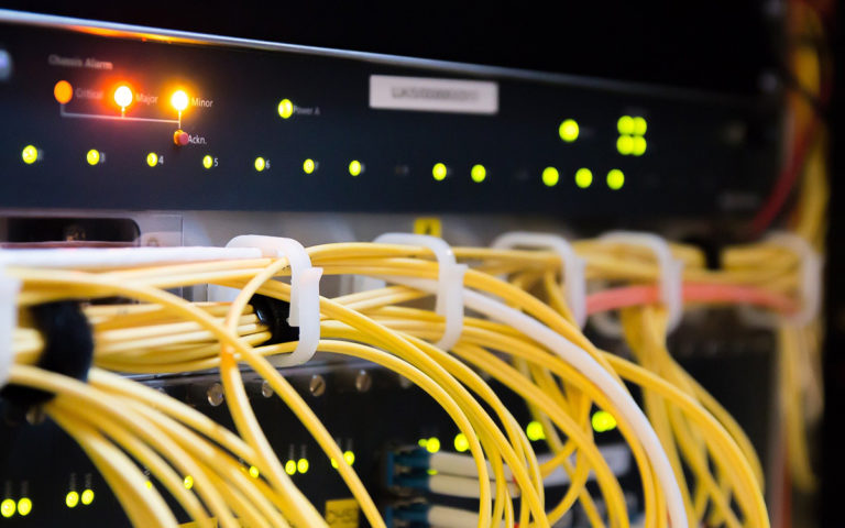Servers and network drives